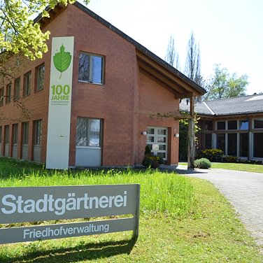 Stadtgärtnerei Schaffhausen