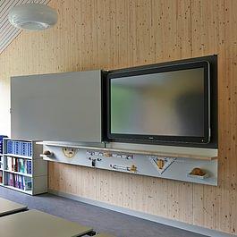 Tableaux interactifs avec écran