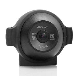 Orlaco Kamerasysteme für Nutzfahrzeuge, Baumaschinen, Stapler, Krane, Schiffe, Industriemaschinen und Einsatzfahrzeuge. Mehrere Kameras sind auf einen Monitor schaltbar.
