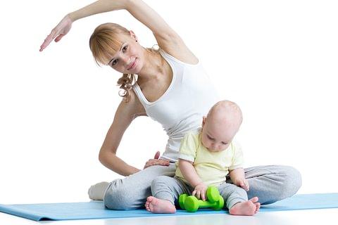 Postnatal Pilates Classes l Physiocare Nyon