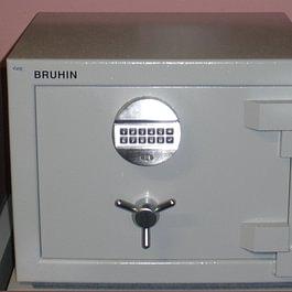 Möbeltresor BR1-35, Schweizer Produktion, Euronorm EN 1