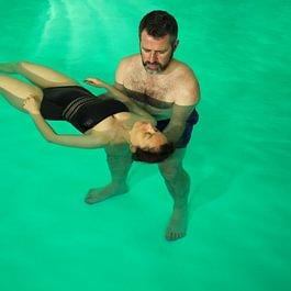 Craniosacral Therapie Wasser in einem privatem Therapiebad (35grad)