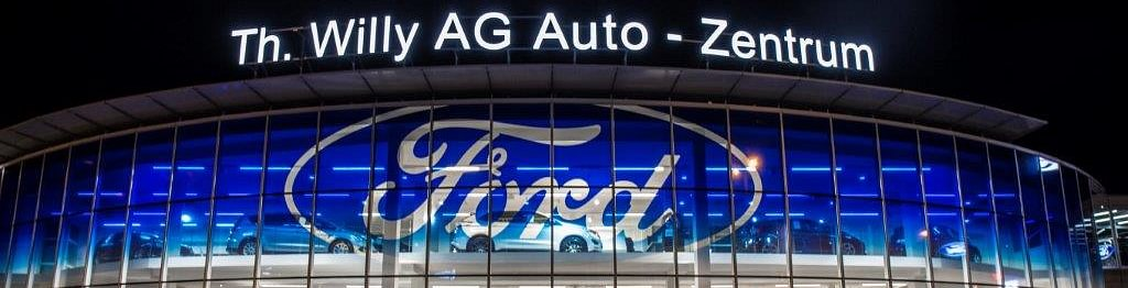 Th. Willy AG Auto-Zentrum Ford   FordStore