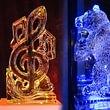 Eisfiguren eisskulpturen