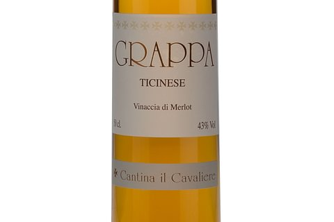 Grappa Ticinese Barrique