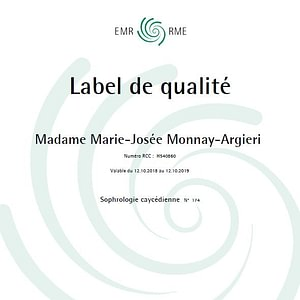 Monnay Marie-Josée Centre de Thérapie Brève