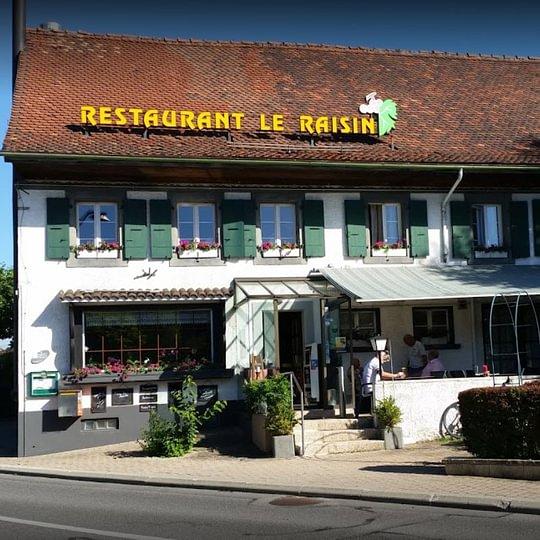 Café-Restaurant Le Raisin Sheqiri & Cie