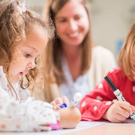 Feusi Bildungszentrum Muri-Gümligen - Preschool