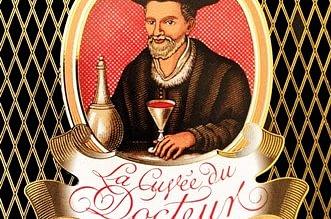 LA CUVEE DU DOCTEUR, Sélection Pinot-Noir Rd
