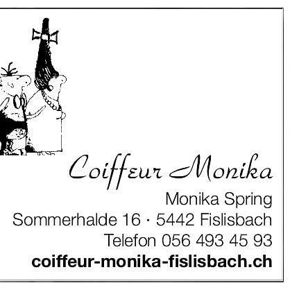 Coiffeur Monika