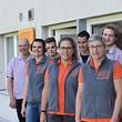 Team der Fleischtrocknerei Arnold GmbH (unvollständig)