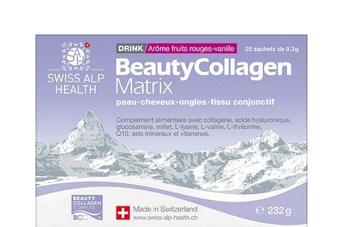 Beauty Collagen Matrix : la science et la nature pour maintenir ma jeunesse!