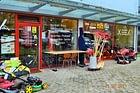 Feinschleiferei-Rasenmäherservice