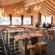 Restaurant ROTERMORITZ, Skischulcenter Salastrains