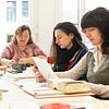 Allievi in un corso di lingua