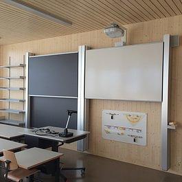 Tableaux interactifs avec projecteur