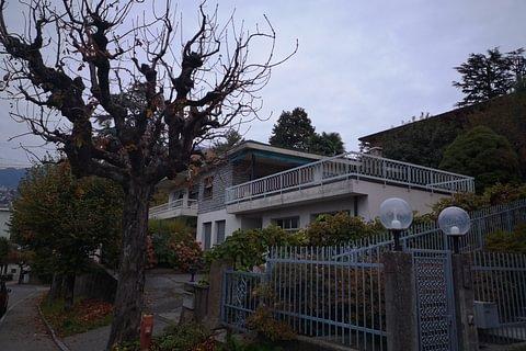 Villa bifamigliare in Vila Foresta a Mendriso
