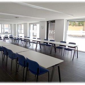 Bildungszentrum BVS St. Gallen - Schulzimmer