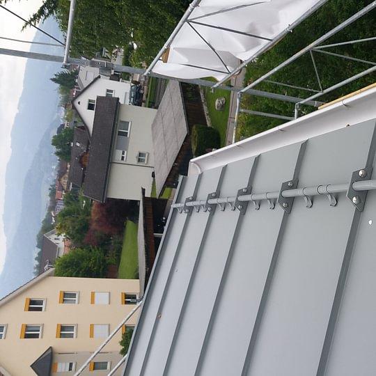 Bamert Spenglerei GmbH, Diepoldsau - Spenglerarbeit