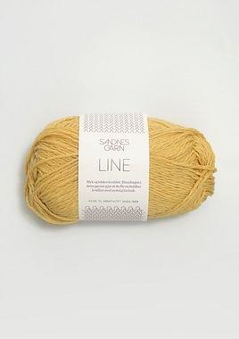 Neu Sandnes Line 53% Baumwolle / 33% Viskose /14% Leinen