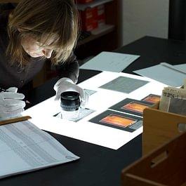 Fotoarchiv zur Schweizer Kunst bei SIK-ISEA
