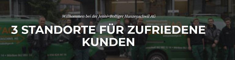 Jenni + Bolliger Hunzenschwil AG