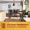 Restaurant Säge + FoodTruck S1-Roll-In