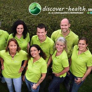 Team des discover-health.center in Freienbach