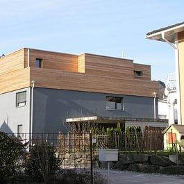 Aufstockung Einfamilienhaus