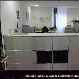 Dr méd. dent. Cabinet dentaire Dr. M. Bernhard