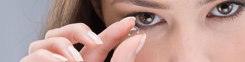 Frei Augen-Optik