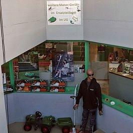 Maschinencenter Wittenbach AG - Verkaufsraum