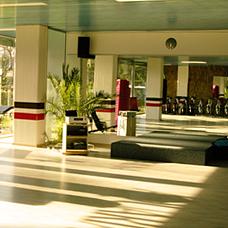 Aquaria Gym Sauna