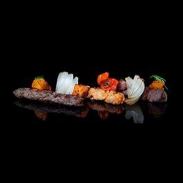 Restaurant Arabesque - Grillades - Cuisine Libanaise Genève - Hotel President Wilson, A Luxury Collection Hotel, Geneva
