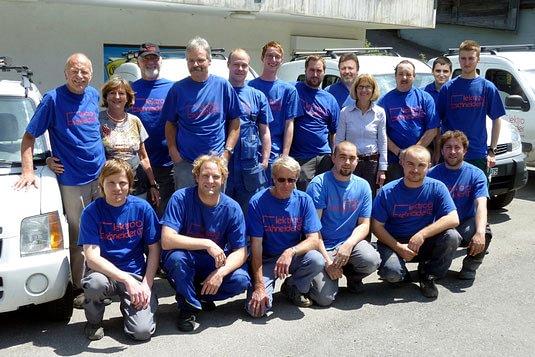 Team Elektro E.Schneider AG Lenk im Simmental