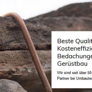 Werner Huber Bedachungen und Gerüstbau AG
