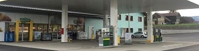 AGROLA Tankstelle
