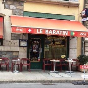 le baratin café restaurant bar geneve