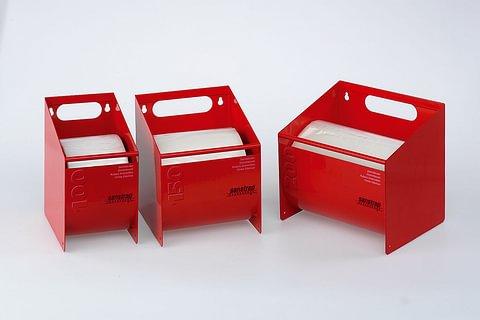 sanstrap Hardboxen für Nachfüllrollen