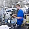 Tecnopinz - Precision Mechanics - CNC Turning - Robot