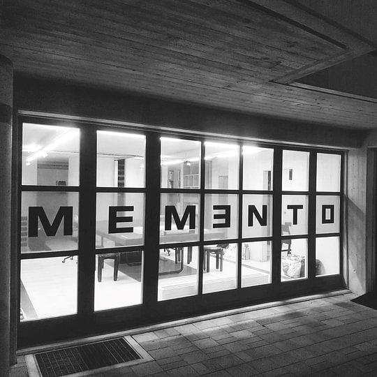 memento architecture Sàrl