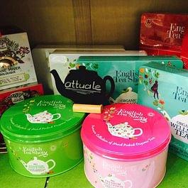 Linea English Tea confezioni regalo