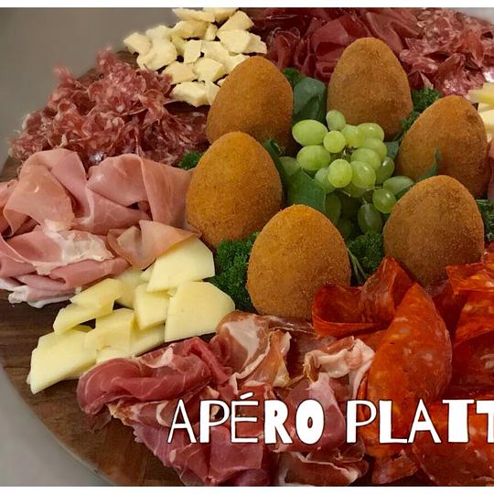 Apéro Platte bestellen