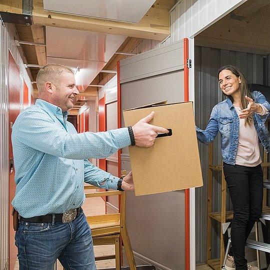 Box a louer, garde meubles, Self stockage, AB Box SA