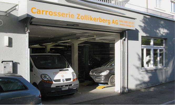 CARROSSERIE Zollikerberg AG