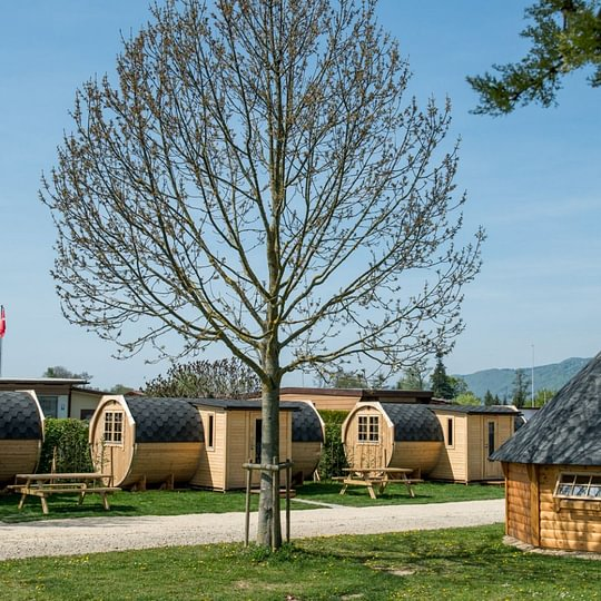Hotel Camping-Sutz am Bielersee