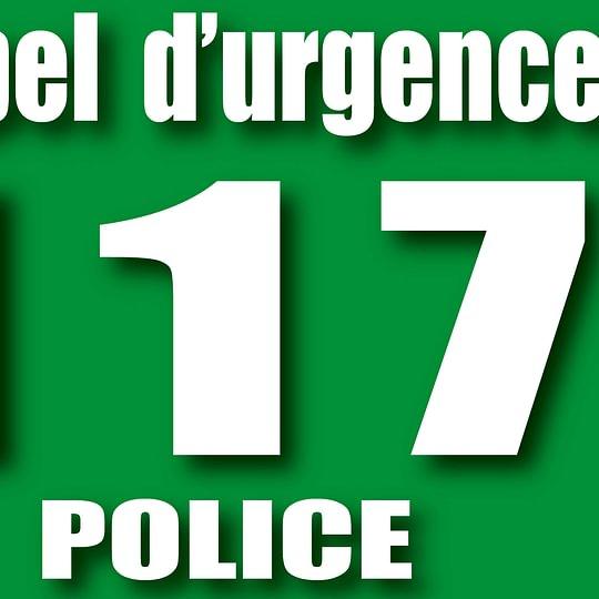 Appel d'urgence Police Secours