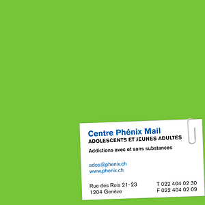 Fondation Phénix - Prise en soins addictions