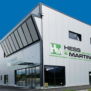 HESS SECURITE SA - show room Uvrier/Sion