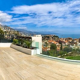 Residence mont des oliviers Cap D'Ail (Montecarlo)